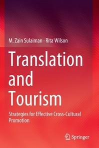 Translation and Tourism