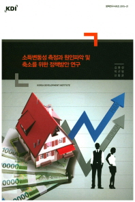소득변동성 측정과 원인파악 및 축소를 위한 정책방안 연구