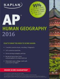 Kaplan AP Human Geography(2016)