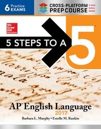 5 Steps to a 5  AP English Language 2017, Cross-Platform Edition