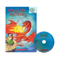 Dragon Masters #4: Power of the Fire Dragon (with CD)