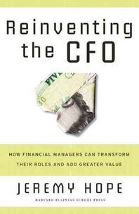 Reinventing the CFO