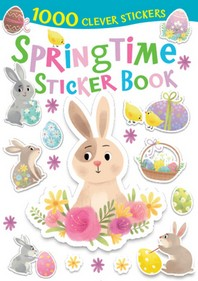 Springtime Sticker Book