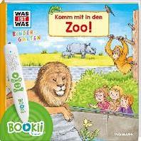 BOOKii? WAS IST WAS Kindergarten Komm mit in den Zoo