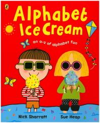 Alphavet Ice Cream