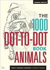 1000 Dot-To-Dot Book