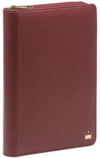 라스텔라 성경전서(NKR62ETHU/소/버건디/인사이드지퍼/단본/색인)(개역개정판)