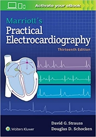 Marriott's Practical Electrocardiography, 13/ed