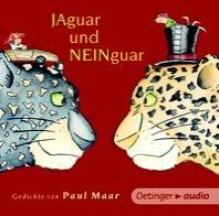Jaguar und Neinguar. Gedichte von Paul Maar (CD)