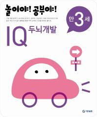 놀이야 공부야 IQ 두뇌개발(만3세)(2012)