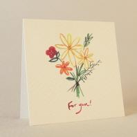 라이프스토리 미니 카드. 4: For You
