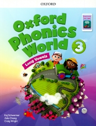 Oxford Phonics World: Level 3: Student Book with Reader eBook