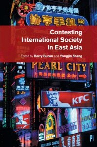 Contesting International Society in East Asia