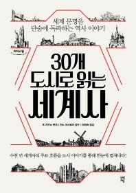 30개 도시로 읽는 세계사(큰글자도서)