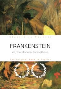 FRANKENSTEIN - 프랑켄슈타인 (영문원서)