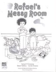 Big Math Little Kids Pre-Kindergarten Student Book 6 Rafael's Five Pack 2003