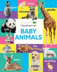 Baby Animals (Large Padded Board Book & Downloadable App!)