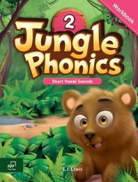 Jungle Phonics 2 Workbook