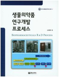 생물의약품 연구개발 프로세스