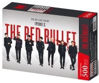 BTS 직소퍼즐 월드투어 포스터. 4: The Red Bullet(인터넷전용상품)