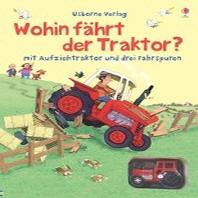 Wohin faehrt der Traktor?
