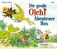 Die grosse Olchi-Abenteuer-Box (3 CDs)