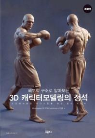 해부학 구조로 알아보는 3D 캐릭터모델링의 정석
