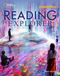 Reading explorer Foundations (Student book + Online Workbook sticker code)