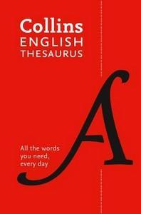 Collins English Thesaurus