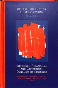 Individual, Relational, and Contextual Dynamics of Emotions