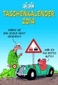 Taschenkalender 2014