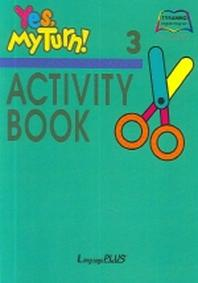 YES MY TURN 3(ACTIVITY BOOK)