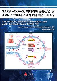 SARS -CoV-2, 박테리아 공동감염 및 AMR : 코로나-19의 치명적인 3가지?