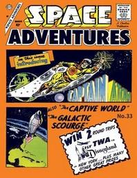 Space Adventures # 33