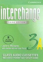 Interchange 3A(Cassette Tape 2개)(Third Edition)(교재별매)