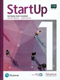 Startup Student Book with App and Myenglishlab, L1
