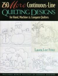 250 More Continuous-Line Quilting Design