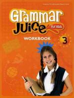 GRAMMAR JUICE FOR KIDS. 3(WORKBOOK)
