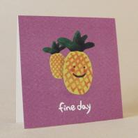 라이프스토리 미니 카드. 5: 기쁨