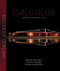 Calculus(Metric Edition)