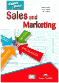 Career Paths: Sales and Marketing(Student's Book)