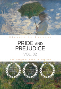 PRIDE AND PREJUDICE, VOL. 02 - 오만과 편견, 2부 (영문원서)