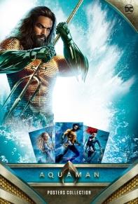 DC 아쿠아맨 포스터 컬렉션(12장)