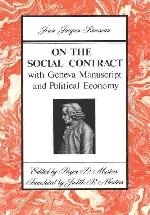 On the Social Contract With Geneva Manuscript and