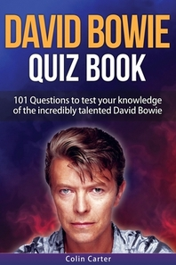 David Bowie Quiz Book