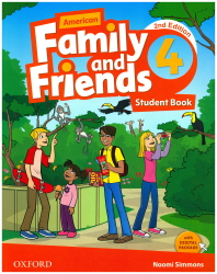 American Family and Friends.4 (Student book)