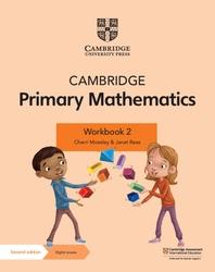 Cambridge Primary Mathematics Workbook 2 with Digital Access (1 Year)