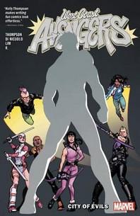 West Coast Avengers Vol. 2