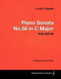 Joseph Haydn - Piano Sonata No.58 in C Major - Hob.XVI