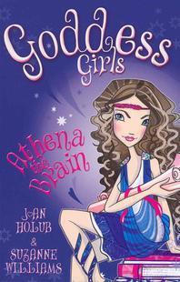 Athena the Brain. by Joan Holub, Suzanne Williams